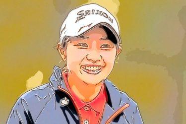 """""""ツヨカワ"""" でブレイク ツアー屈指の人気美女 三浦 桃香"""