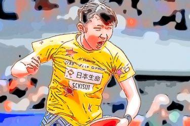 早田ひなが伊藤美誠に勝利して初の決勝進出【卓球 全日本選手権】
