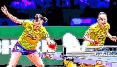 東京五輪の卓球ビデオ判定導入 伊藤美誠「人の目だけで100%は難しい」